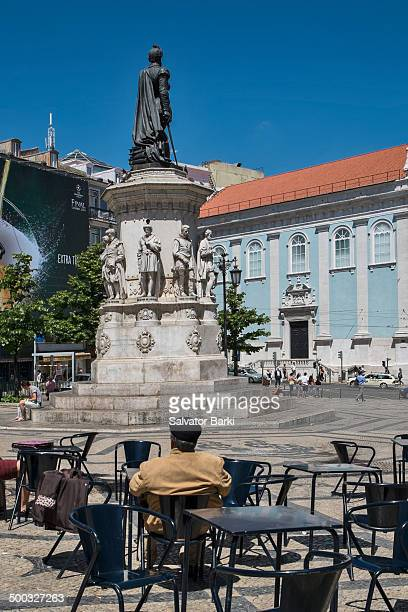 This small square is the transition zone between Chiado and Bairro Alto. In its center is a monumental statue of 16th century epic poet Luis de...