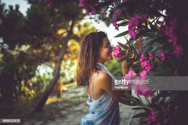 this smells nice - scented stock pictures, royalty-free photos & images