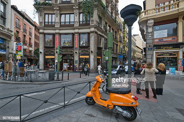 This square is dedicated to Jose Canalejas , Prime Minister in 1910, who was killed by an anarchist in 1912. Here we find some great buildings owned...