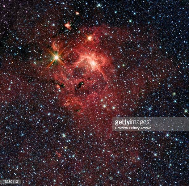 Spitzer space telescope stock photos and pictures getty - Spitzer space telescope wallpaper ...