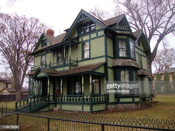 This structure was built in 1884 by Asa Fisher. The State of North Dakota purchased the property in 1893 for a sum of $5,000. The mansion was used...