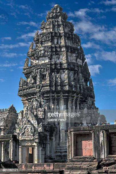 CONTENT] This Thailand's best restored Khmer ruins The temple complexes has both Hindu and Buddhist motifs carved into the stonework Photo was taken...