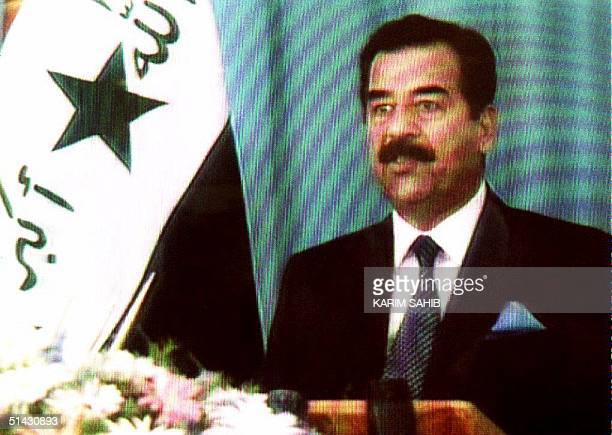 the life and political career of iraqi president saddam hussein Saddam hussein was the ruthless dictator of iraq from 1979 until 2003 he was the adversary of the united states during the persian gulf war and found himself once again at odds with the us in 2003 during the iraq war captured by us troops, saddam hussein was put on trial for crimes against.