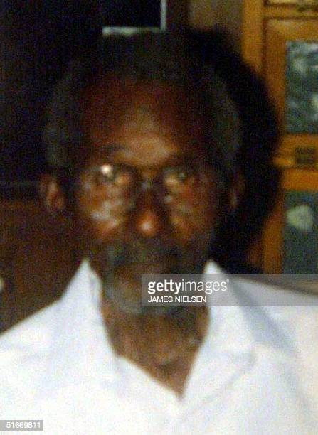 This undated family photo obtained 26 October 2002 in Scotlandville Louisiana shows Guy Holliday grandfather of accused sniper John Allen Muhammad...