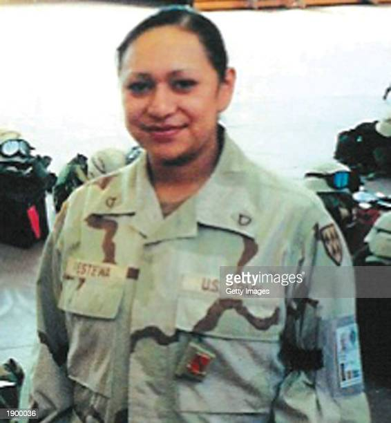This undated family photo shows U.S. Private First Class Lori Piestewa, from the 507th Maintenance Company, one of seven people reported missing in...