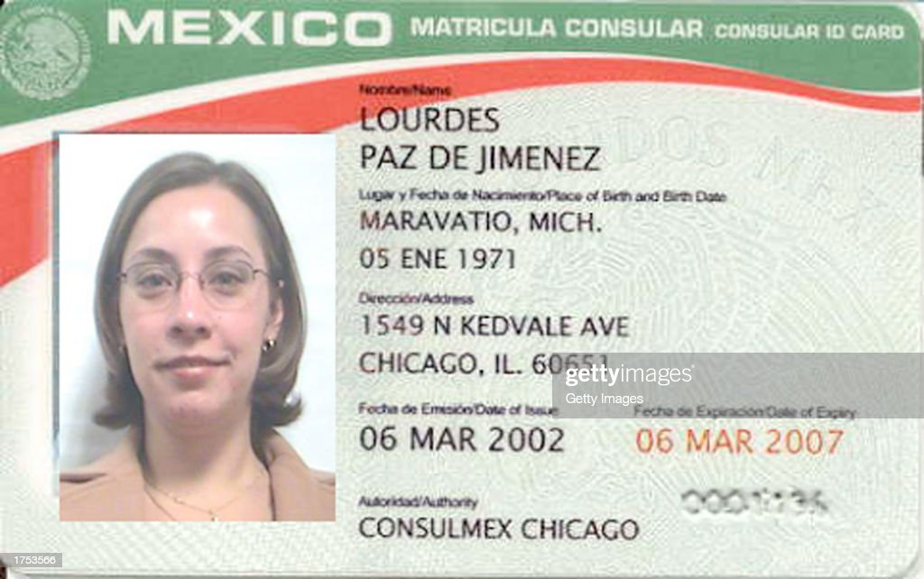 Mexico Issues Identity Cards To Citizens Living In The U.S.  : Nieuwsfoto's