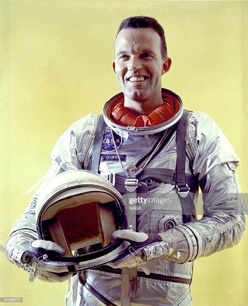 Former Astronaut Gordon Cooper Dies At 77