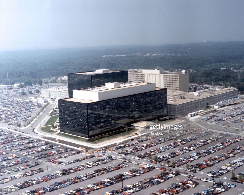 FILE PHOTO  NSA Compiles Massive Database Of Private Phone Calls : News Photo