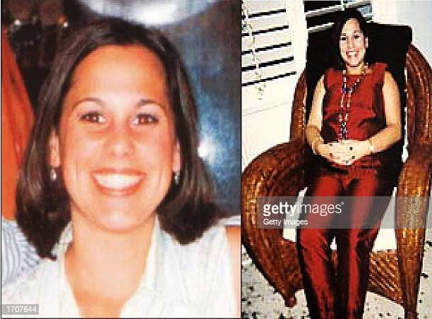 This undated photo shows Laci Peterson who has not been seen since December 24 2002 Peterson who was eightmonths pregnant allegedly went to walk her...