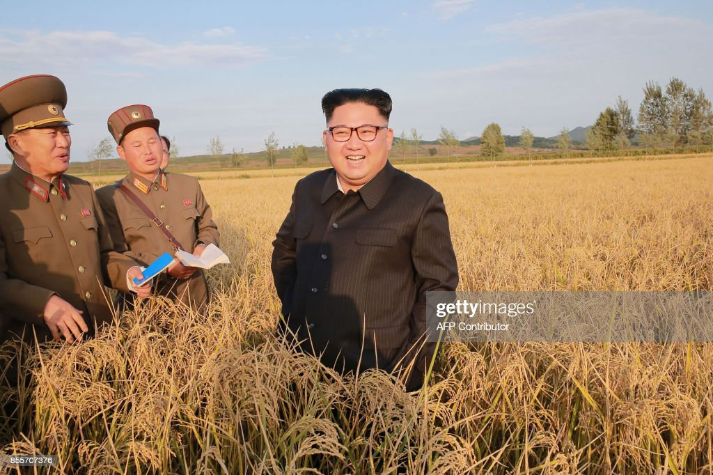 NKOREA-POLITICS : News Photo