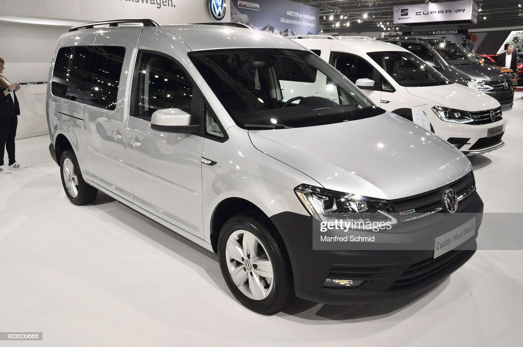 This Volkswagen Caddy Maxi Beach Is Displayed During The Vienna News Photo Getty Images