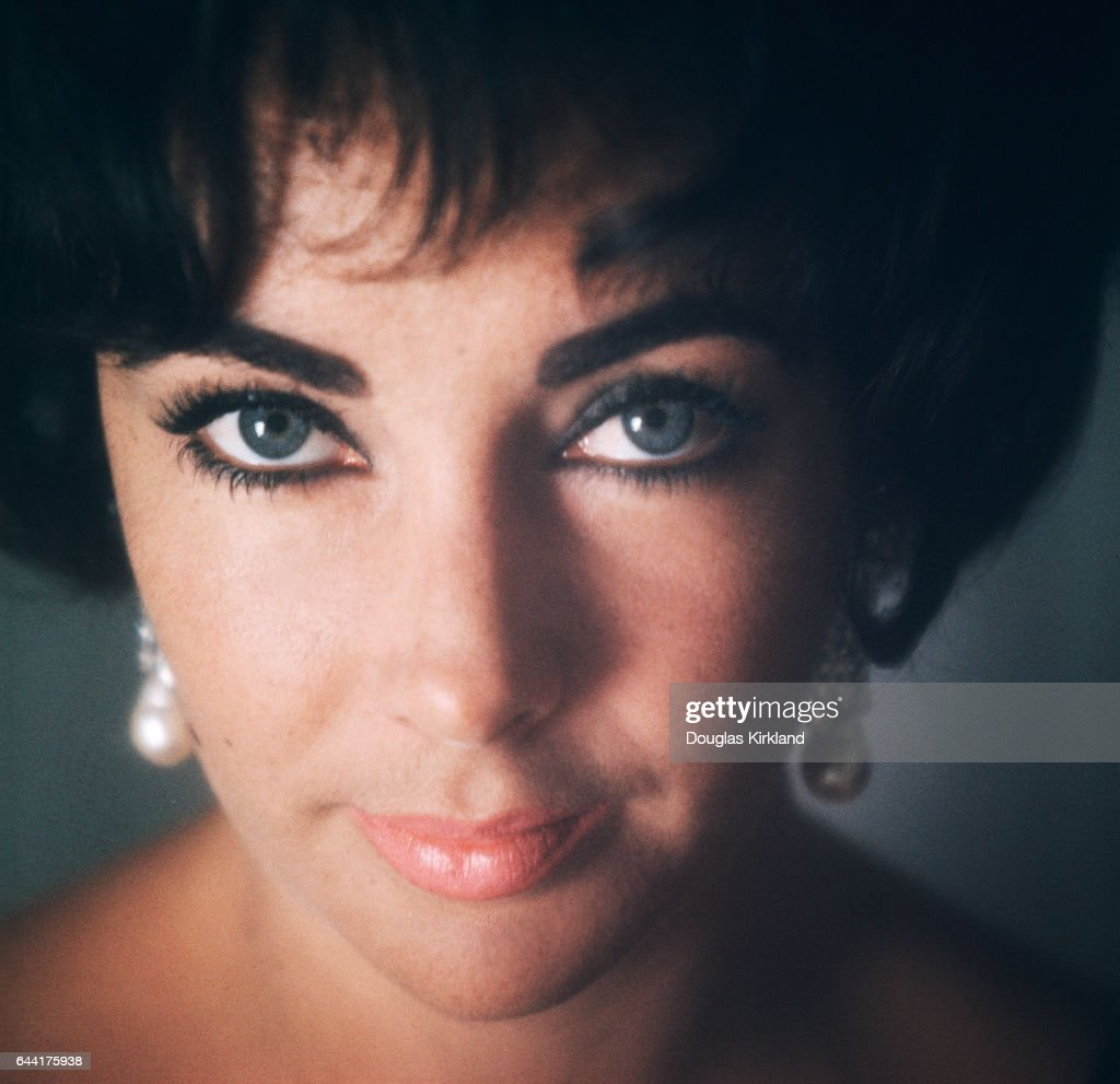 This was Douglas Kirkland's first photo session with Elizabeth Taylor on June 2, 1961 photographed for a cover of Look Magazine. Elizabeth had not had a formal photo session for more then two years at this time having been hospitalized with severe double pneumonia. He was originally told no photos could be made, however Douglas persuaded her to let him take this picture which launched his career of photographing celebrities.