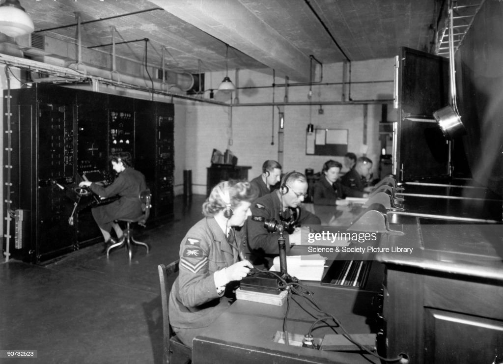 This was one of the first types of radar station in the British