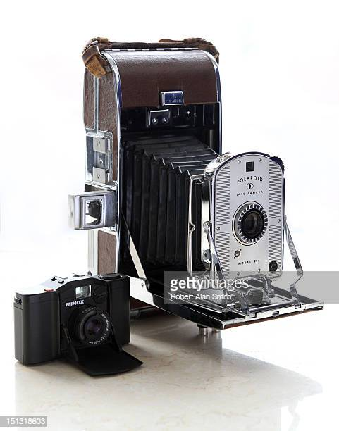 This was the camera that really rocked the photographic world when it was announced in 1947 the first ever instant picture camera It provided eight...