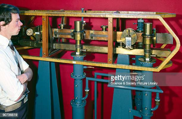 This was the first atomic clock and when it was developed in 1955 it was the most accurate timekeeper in the world The timekeeping depends on the...