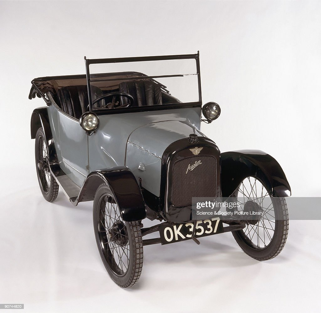 Austin Seven motor car, 1922. Pictures | Getty Images
