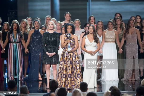 ESPYS This Wednesday the worlds best athletes and biggest stars will join host Danica Patrick for The 2018 ESPYS Presented by Capital One on Walt...