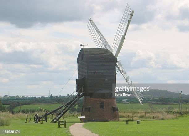 This windmill is one of the major exhibits at Avoncroft museum of historic buildings near Bromsgrove in Worcestershershire. It was originally sited...