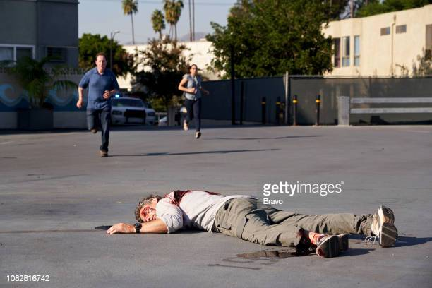JOHN This Young Woman Fought Like Hell Episode 108 Pictured Eric Bana as John Meehan
