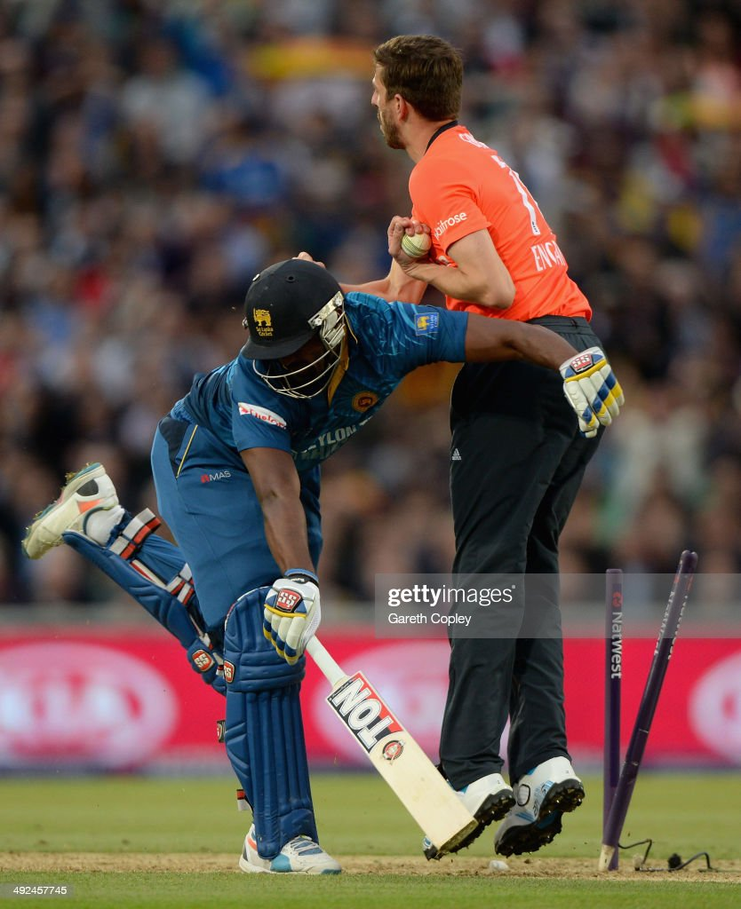 England v Sri Lanka - NatWest International T20