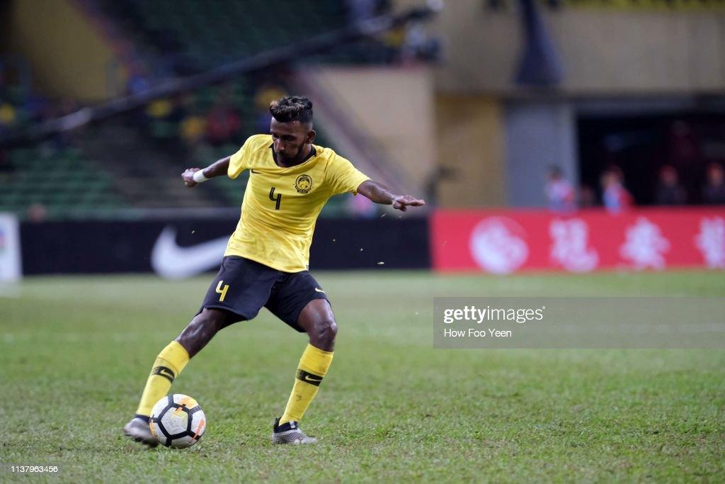 MYS: Laos v Malaysia - AFC U-23 Championship Qualifier