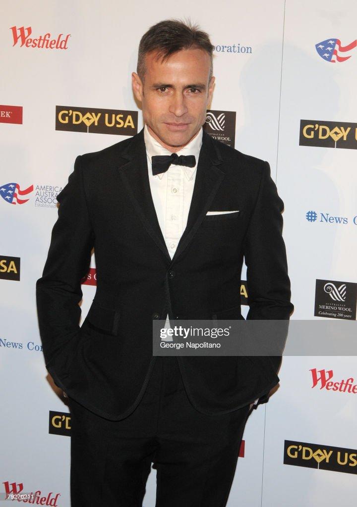 1285e40a0b8 G Day USA  Australia Day Black Tie Gala   News Photo