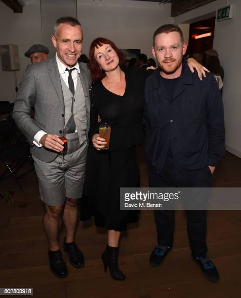 Thom BrowneTrino Verkade and Craig Green attend The Art Of Curating Fashion with Andrew Bolton presented by Sarabande The Lee Alexander McQueen...