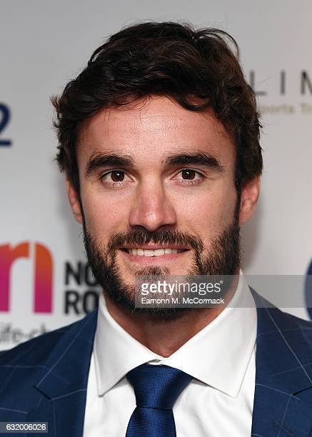 Thom Evans attends The Nordoff Robbins Six Nations Rugby Dinner on January 18 2017 in London United Kingdom