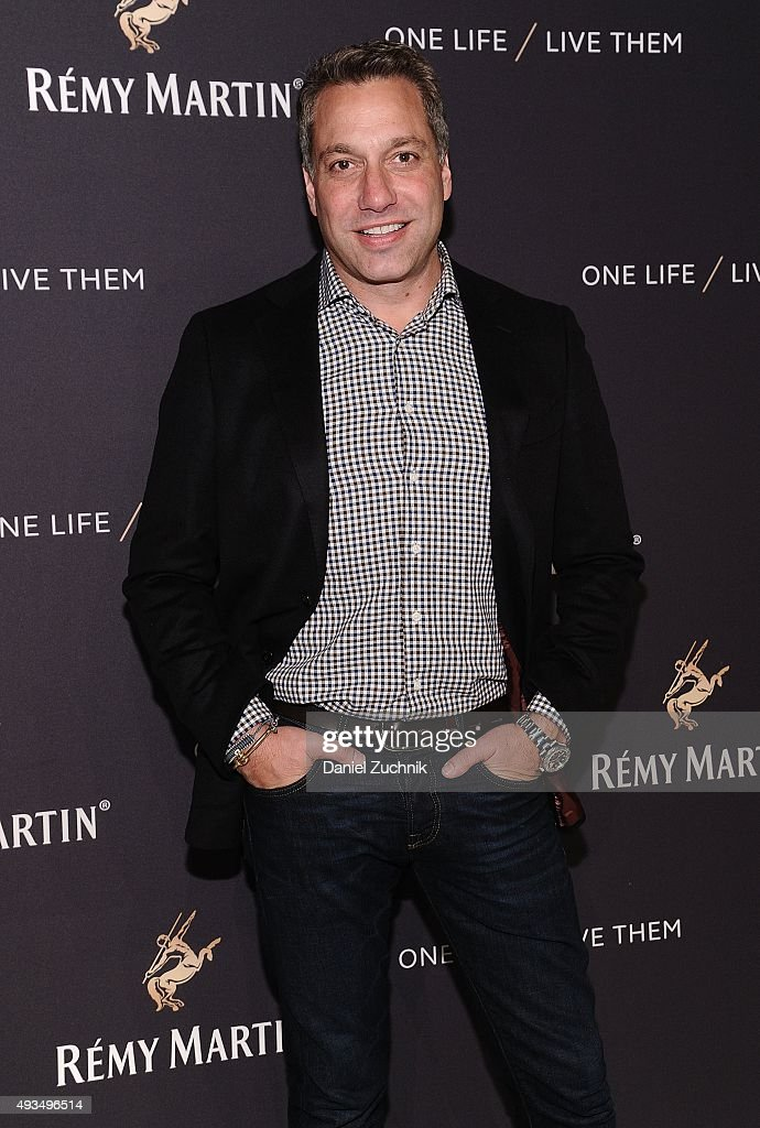 Thom Felicia attends the The House Of Remy Martin 'One Life/Live Them' Launch Event With Jeremy Renner at ArtBeam on October 20, 2015 in New York City.