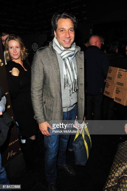 Thom Filicia attends American Red Cross Concern Worldwide and The Edeyo Foundation Fundraiser at 1 OAK on January 21 2010 in New York City