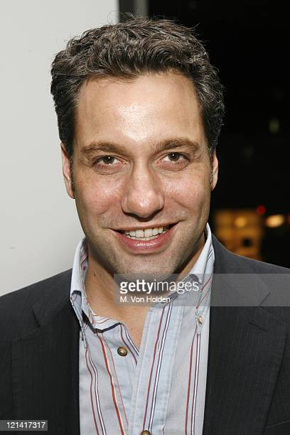 Thom Filicia during The Launch of Carlos Mota for Villency Atelier Hosted by Eric Villency and Margaret Russell - November 15, 2006 at Maurice...