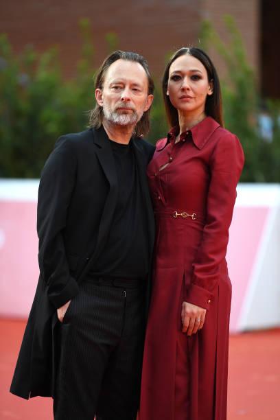 ITA: Thom Yorke Red Carpet - 15th Rome Film Festival 2020