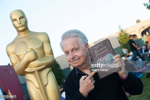 Thomas Ackerman attends The Academy Of Motion Picture Arts And Sciences' Oscars Outdoors Screening Of Beetlejuice on June 22 2013 in Hollywood...