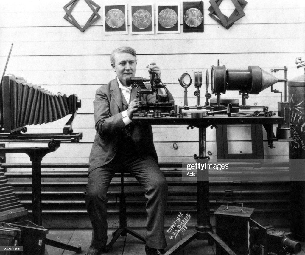 Thomas Edison Pictures | Getty Images for Thomas Edison Telegraph  49jwn