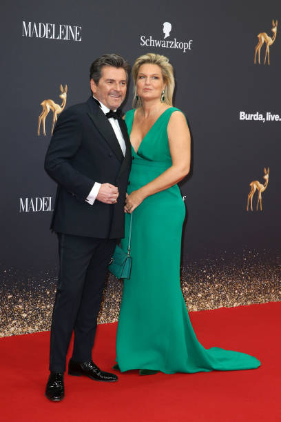 DEU: Red Carpet Arrivals - Bambi Awards 2019