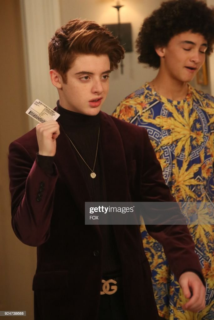 Thomas Barbusca in the The Accident episode of THE MICK airing Tuesday, March 6 (9:30-10:00 PM ET/PT) on FOX.