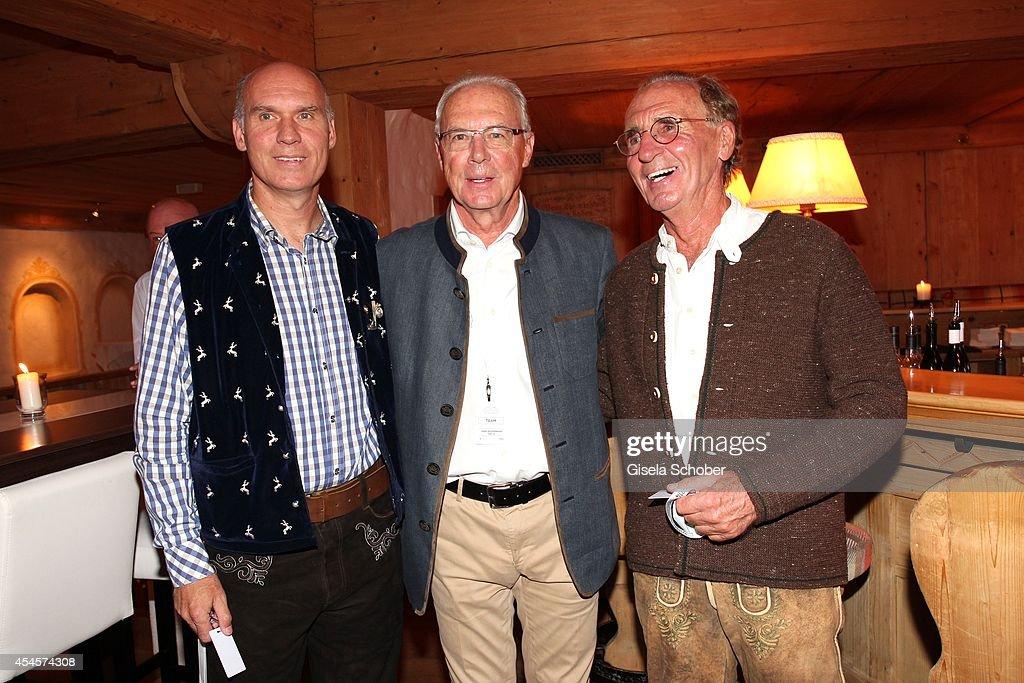 Franz Beckenbauer Thomas Beckenbauer