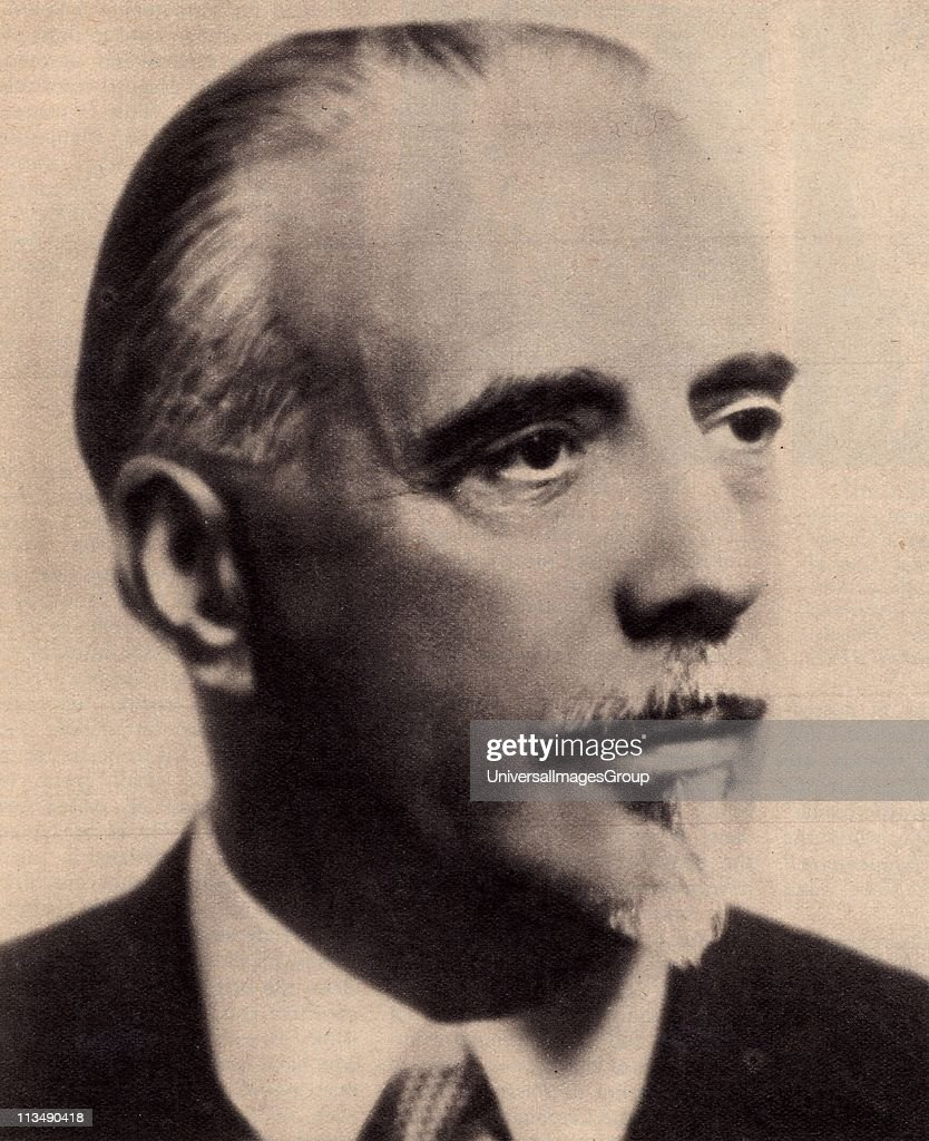 Thomas Beecham (1879-1961) English conductor born in St Helens, Lancashire. Founder of the London Symphony Orchestra and the Royal Philomonic Orchestra. : Nachrichtenfoto