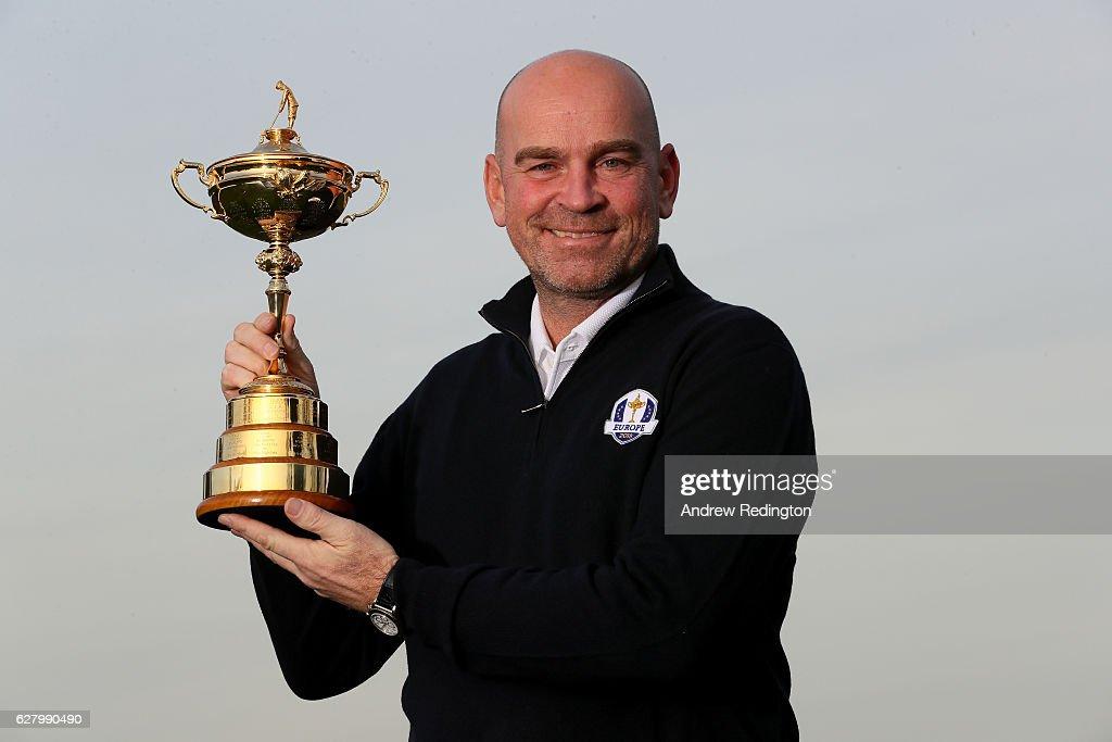 European Ryder Cup Captain Announcement : News Photo