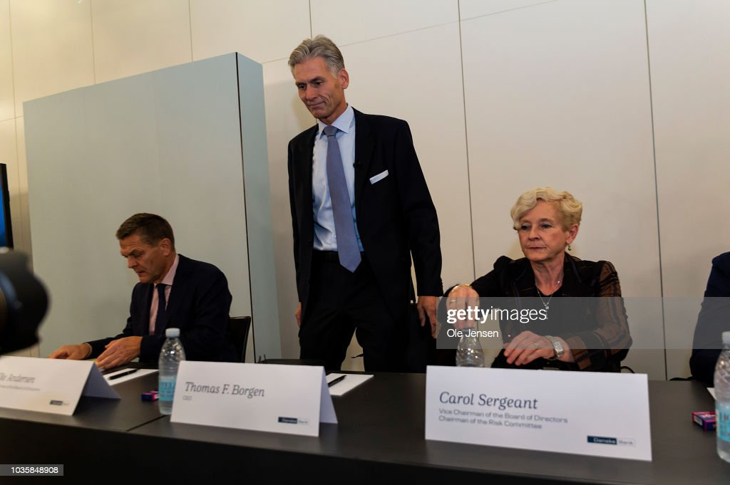 Danske Bank Disclose Report On Estonian Money Laundering Scandal