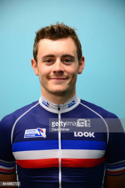 Thomas BOUDAT - - Conference de presse Equipe de France de cyclisme sur Piste, Photo: Dave Winter / Icon Sport