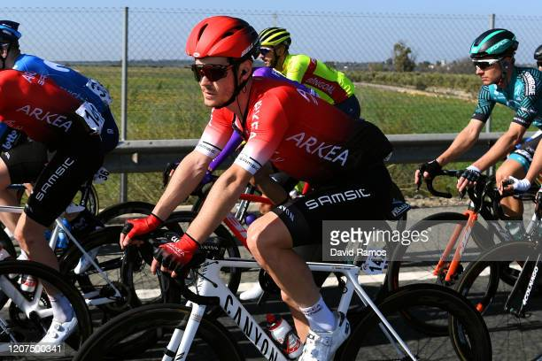 Thomas Boudat of France and Team Arkéa Samsic / during the 66th Vuelta a Andalucía - Ruta del Sol 2020, Stage 2 a 198,1km stage from Sevilla to...