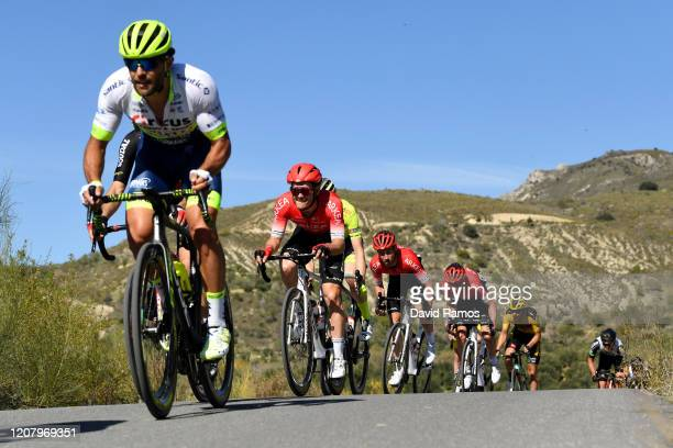 Thomas Boudat of France and Team Arkéa Samsic / Florian Vachon of France and Team Arkéa Samsic / during the 66th Vuelta a Andalucía - Ruta del Sol...
