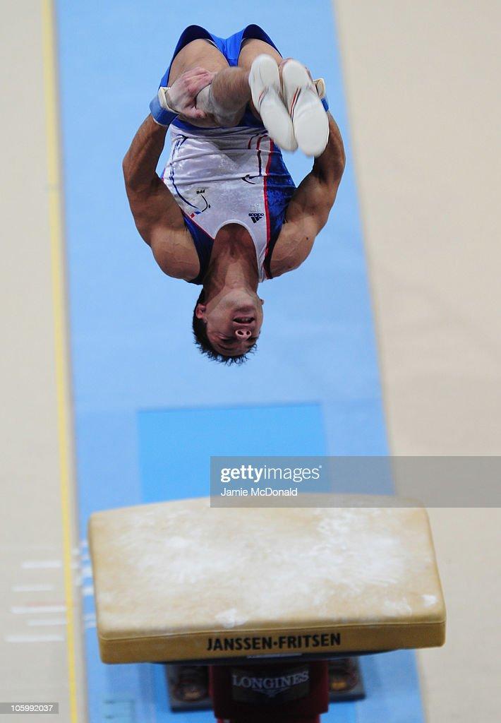 42nd Artistic Gymnastics World Championships