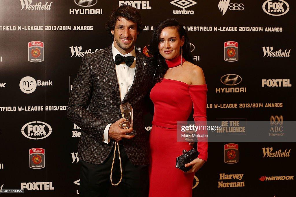 A-League & W-League FFA Awards Night : News Photo