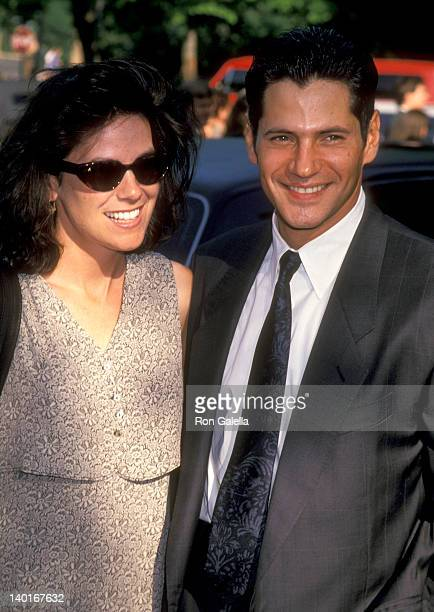 Thomas Calabro and Elizabeth Pryor at the FOX Television Party for New Fall Season, Tavern on the Green, New York City.