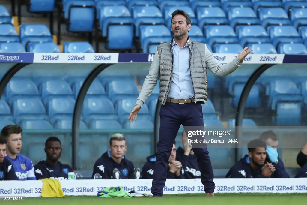 Leeds United v Port Vale - Carabao Cup First Round