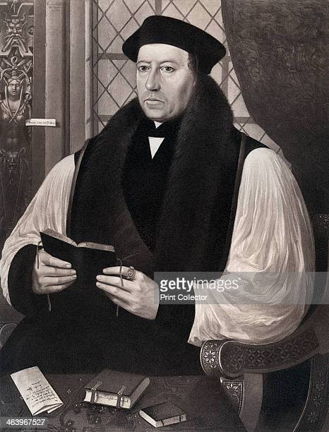 Thomas Cranmer Archbishop of Canterbury 1546 Cranmer was the Archbishop of Canterbury during the reigns of King Henry VIII and King Edward VI From a...