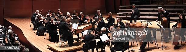 Thomas Crawford leading the American Classical Orchestra at Alice Tully Hall on Tuesday night November 27 2012This imageThomas Crawford on...