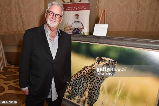 Thomas D Mangelsen attends the Elephant Action League Los Angeles Benefit Auction at The Montage on June 1 2017 in Beverly Hills California